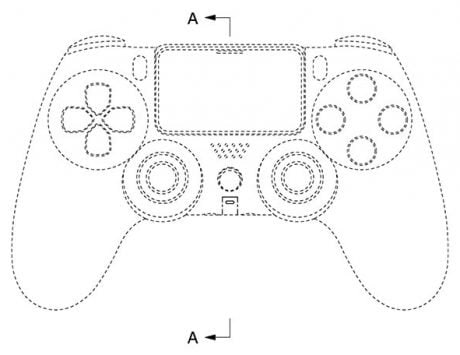 New patent reveals Sony PlayStation 5 controller design