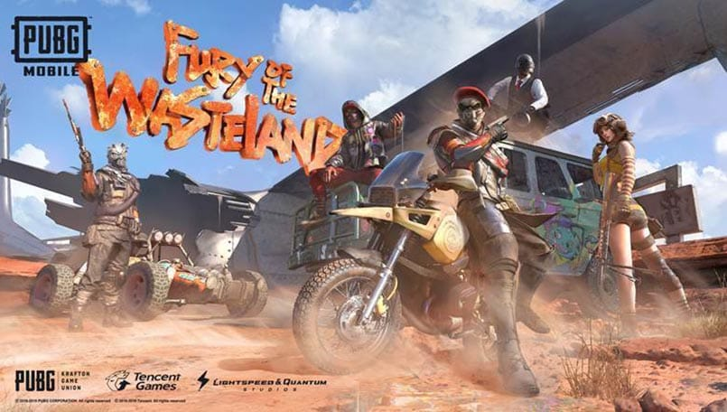 PUBG Mobile officially unveils Royale Pass Season 10 'Fury Of The Wasteland'