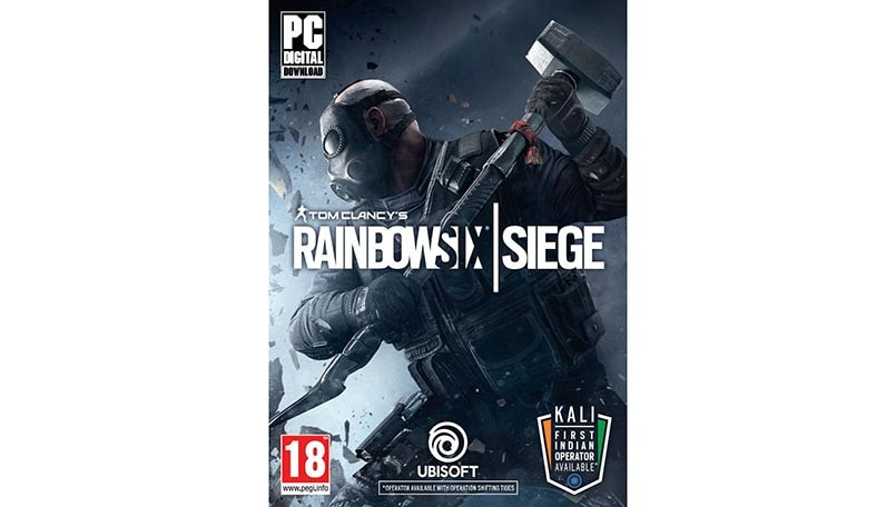 Rainbow 6 Siege gets price drop in India with esports tournament