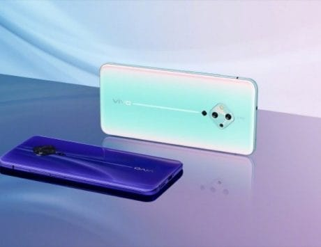 Vivo S5 with quad rear cameras, punch-hole display launched