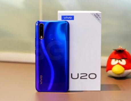 Vivo U20 launched with Snapdragon 675, triple rear cameras and 5,000mAh battery