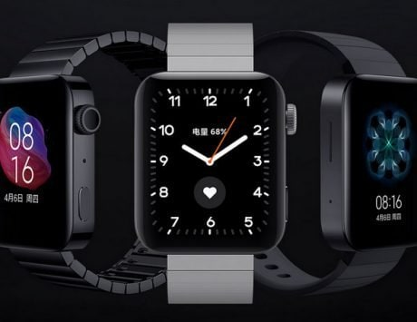 Xiaomi Mi Watch launched in China