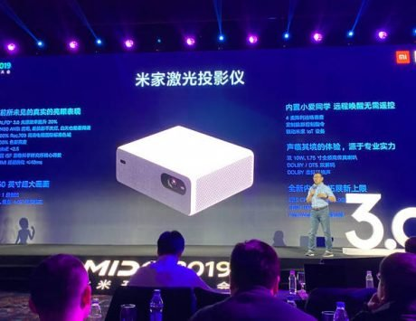 Xiaomi Mijia Laser Projector launched: Price, specifications and more