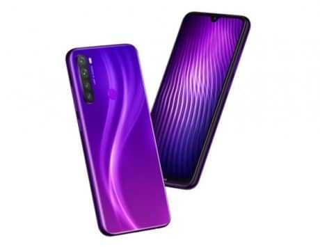 Xiaomi Redmi Note 8 'Nebula Purple' color variant launched in China