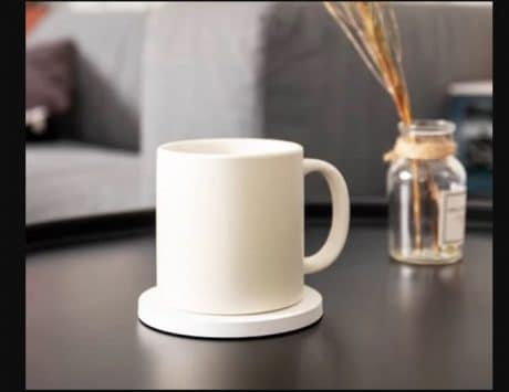 Xiaomi launches a new Warm up Cup that is also a 10W wireless charger