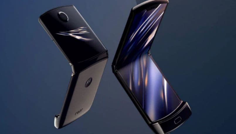 Moto Razr 2 could feature clamshell design with better specifications: Report