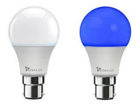 This LED bulb from Syska can kill bacteria in your house