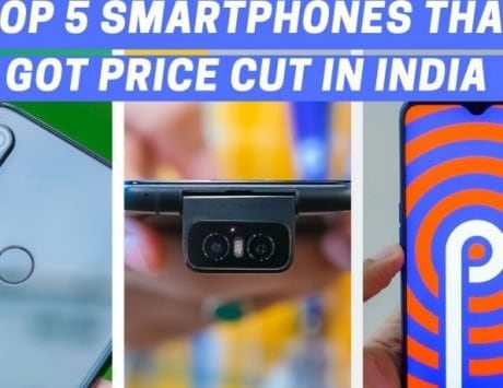 Top 5 smartphones that recently got a price cut in India