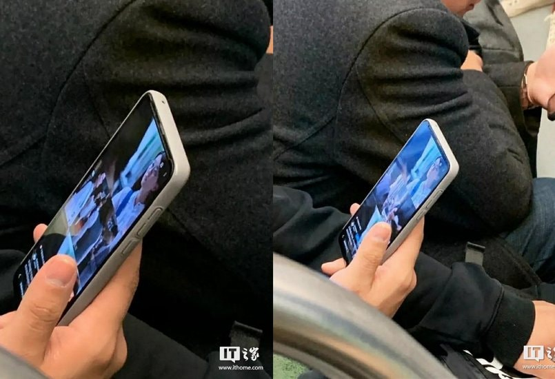 Xiaomi Redmi K30 spotted on a subway ahead of an official launch next year