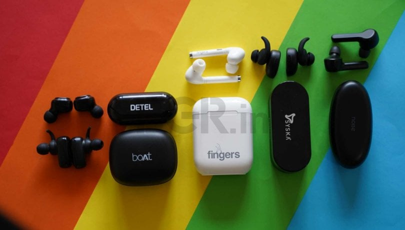 Best Budget True Wireless Earbuds Boat Airdopes 201 Bgr India