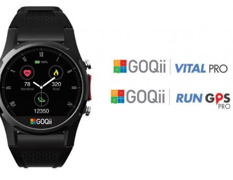 GOQii VitalPro, RunGPS Pro smartwatches launched in India