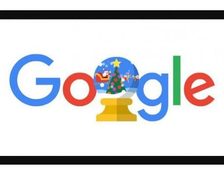 Happy Holidays 2019: Google wishes you Happy Holidays with an animated snow globe doodle