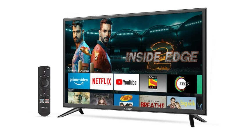 Onida Fire TV Edition smart TVs with Alexa launched in India: Price, Features and Availability