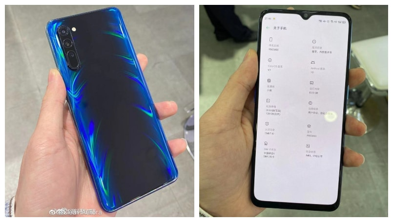 Updated Oppo Reno 3 reportedly in the pipeline with a Snapdragon 765G chipset