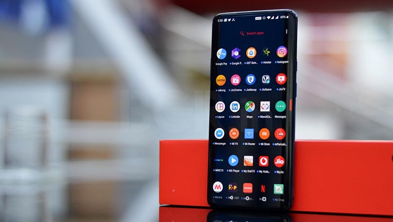 OnePlus 7 and 7T series gets second software update in a month