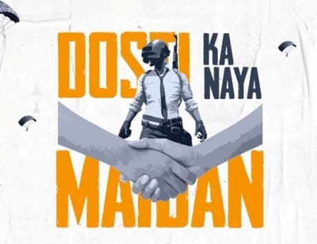 PUBG Mobile launches    Dosti ka naya Maidan    original webseries