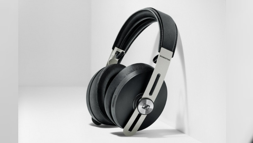 Sennheiser Momentum Wireless 3 headphones launched in India, priced at Rs 34,990