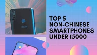 Best non-Chinese smartphones in India