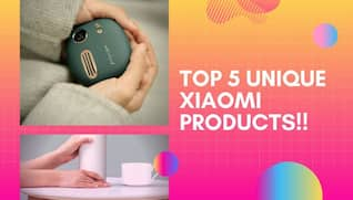 Smart products Xiaomi should launch in India