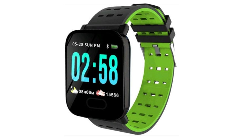 Ubon SW-11 smartwatch with sleep tracking and 7 days battery life launched in India: Price, Features