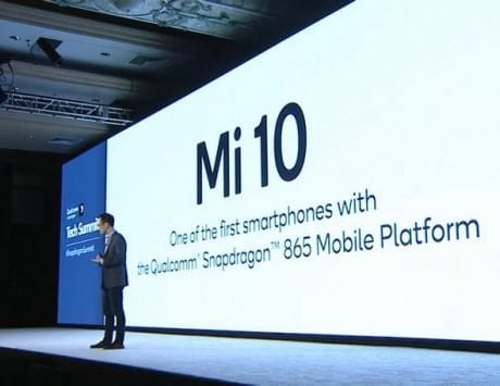Xiaomi Mi 10 launch details revealed; to feature Snapdragon 865 SoC