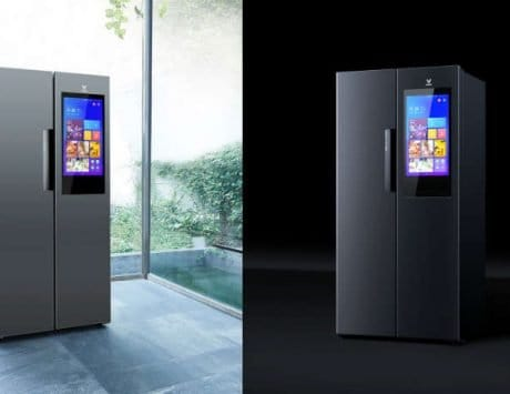 Yunmi Internet Smart Refrigerator launched by Xiaomi