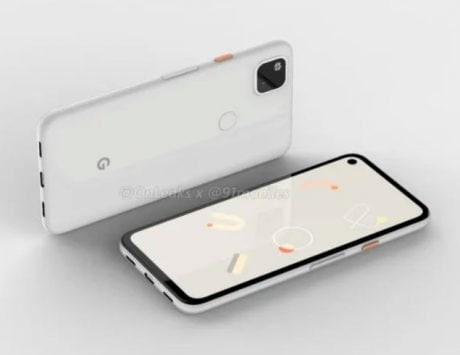 Google Pixel 4A teased in new screenshot