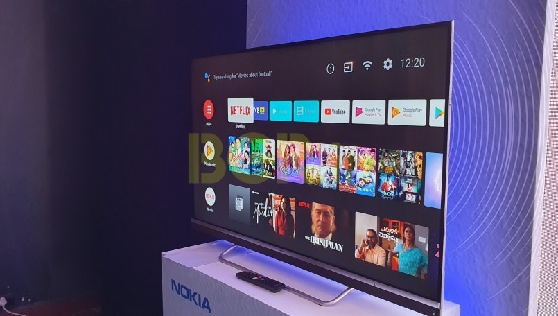 Nokia to launch 50-inch 4K and 32-inch FHD TV in India soon
