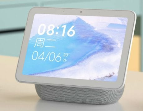 Xiaomi XiaoAI Touchscreen Speaker Pro 8 launched for around Rs 5,000