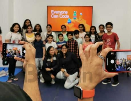 Apple Store could be a gateway to coding in India