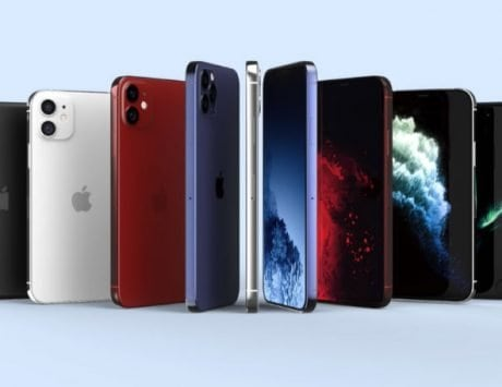 Apple iPhone 12 series might come in a navy blue finish