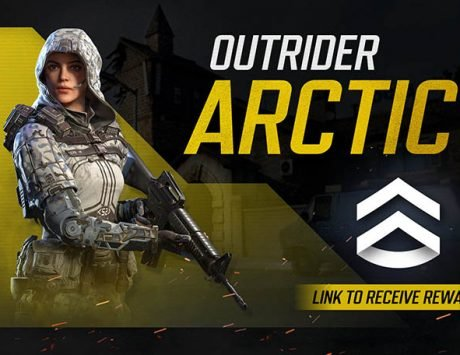 Call of Duty: Mobile giving away free Outrider - Arctic skin