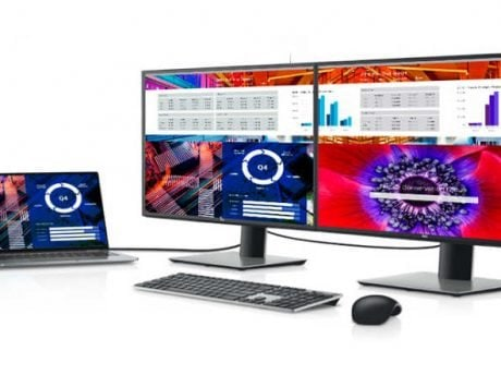 Dell announces 86-inch 4K interactive touch monitor and 43-inch UltraSharp monitor with USB Type-C