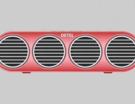 Detel Amaze wireless Bluetooth speaker launched in India