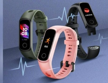 Honor Band 5i gets SpO2 feature with the latest update