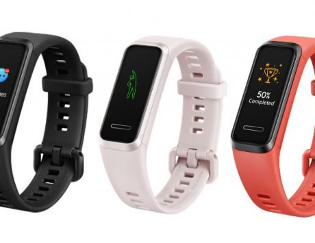 Huawei Band 4 with 9 days battery life, color display launched in India