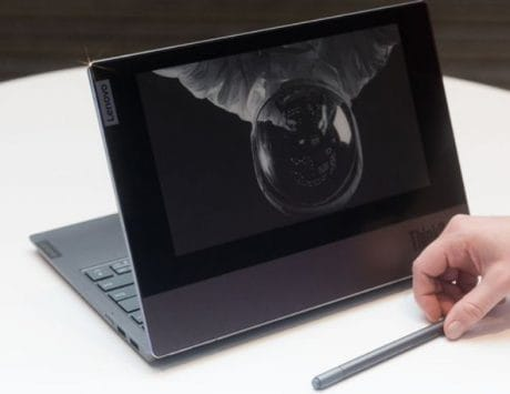 Lenovo launches ThinkBook Plus with second screen