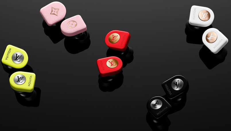 Louis Vuitton True Wireless earbuds launched, available for over Rs 75,000