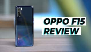 Oppo F15 Review