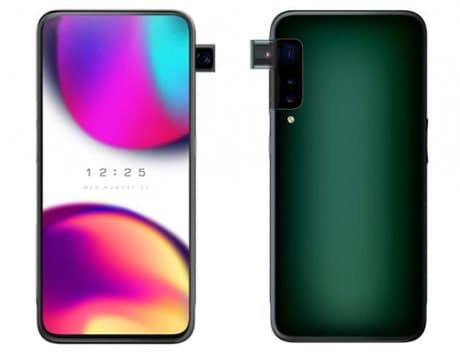 Oppo smartphone to come with a pop-up camera on the side