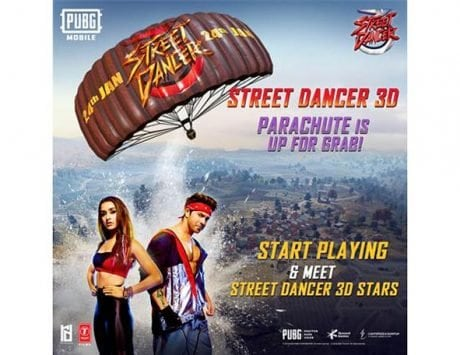 PUBG Mobile x Street Dancer 3D details out, new special mini game celebrates Makar Sankranti
