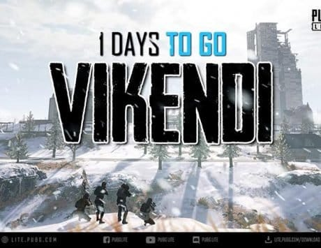 PUBG PC Lite: Vikendi snow map releases today