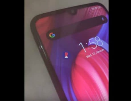 Poco F2 Lite live images, key specifications leaked