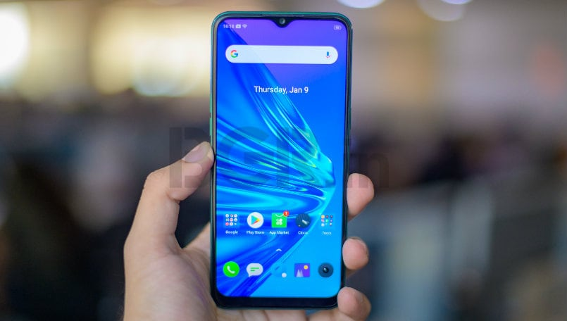 Realme 6i clears SIRIM and IMDA certification; launch might be imminent