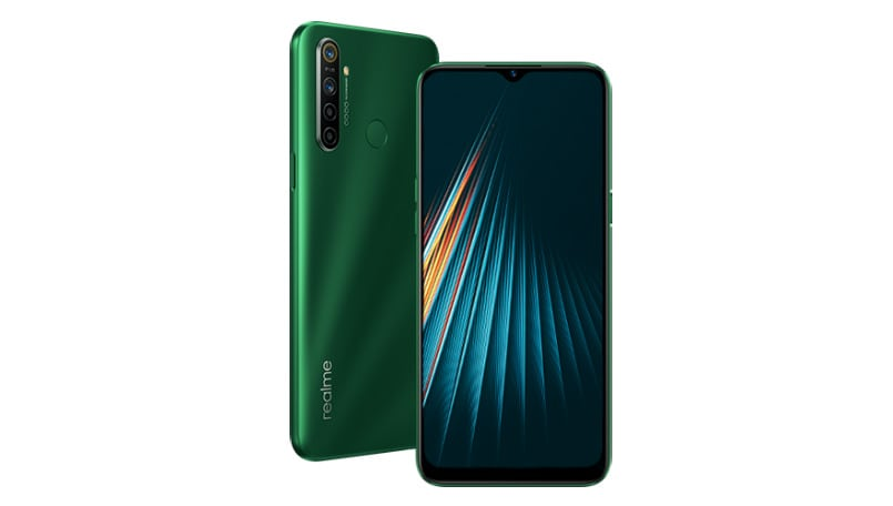 Realme 5i vs Xiaomi Redmi Note 8 vs Samsung Galaxy M30: Price in India, specifications compared