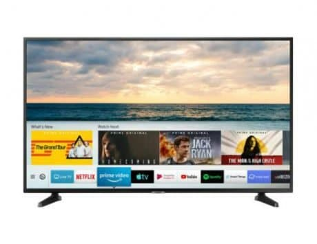 Samsung Smart TV with 65-inch 4K launched in India