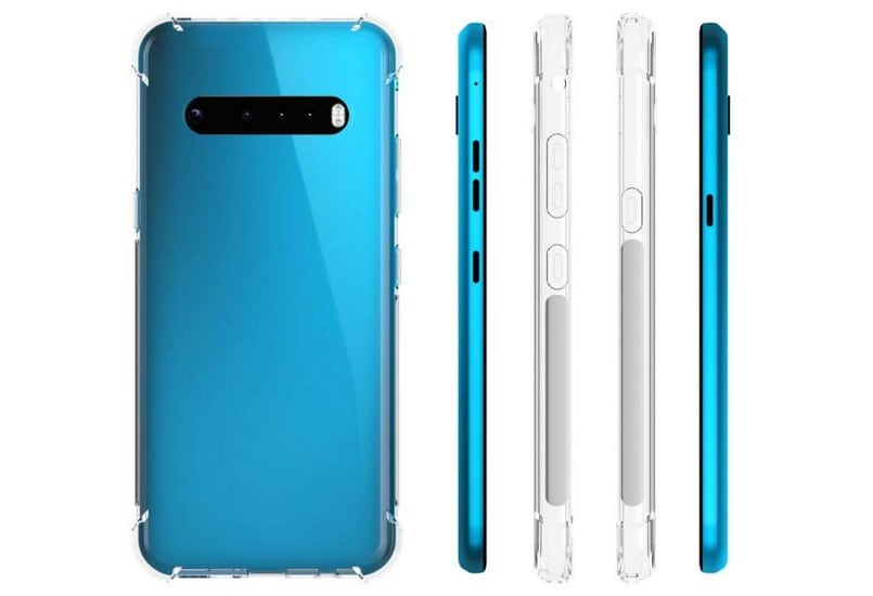 LG G9 ThinQ case renders leak online to hint at design