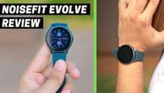 NoiseFit Evolve Smartwatch Review