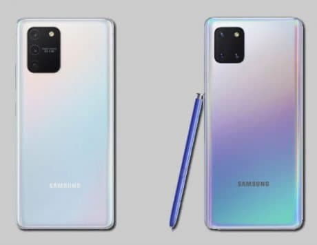 Samsung Galaxy S10 Lite vs Galaxy Note 10 Lite: Compared