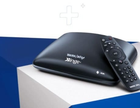 Tata Sky Binge+ Android set-top box now available at Rs 3,999